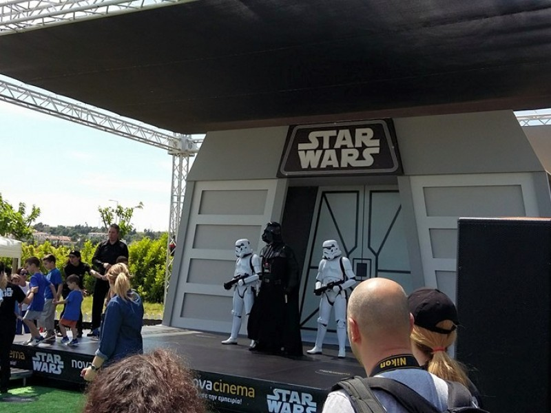 Smart Park - Star Wars Event