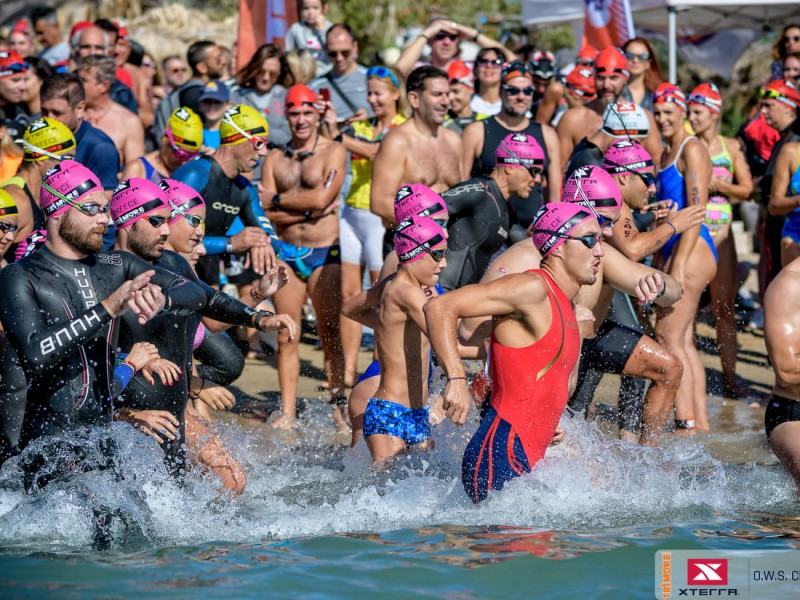 7th XTERRA Open Water Swimming