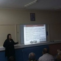 Second presentation of Mrs Aspasia Karamanou