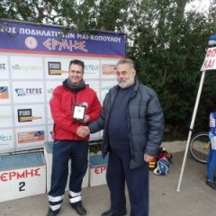 First Aid Coverage -  Athletic biker's association P.A.S. HERMES of Municipality of Markopoulo