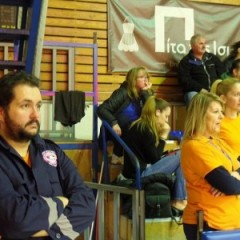 First Aid Provision for the basketball game between Athletic Associations Egaleo and Melissia
