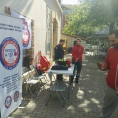 •	First Aid Provision – Vintage toys Convention and Bazaar at the cultural venue of Technopolis Gazi