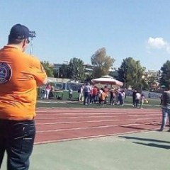 First Aid provision for the Τrack Race day for Special Primary Schools in West Athens